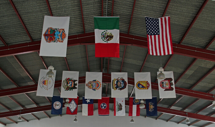 Gym Flags